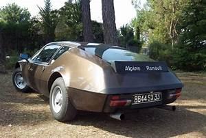 Alpine A310 V6 Turbo : l 39 alpine a310 v6 de monsieur alpine petites observations automobiles poa ~ Maxctalentgroup.com Avis de Voitures