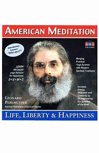 Life  Liberty And Happiness By Leonard Perlmutter  Cd