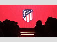 Atlético Madrid unveil new club badge AScom