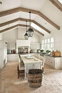 Kuche im landhausstil gestalten rustikaler touch zu hause for Küche im landhausstil