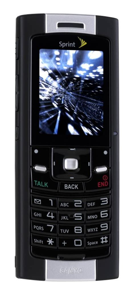radio shack sprint phones sanyo s1 entry level phone launched by sprint on radio