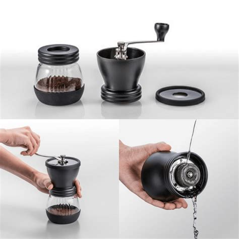 The hario ceramic coffee mill skerton is perfect for those looking for an economical solution to use at home. Hario Skerton Ceramic Mill Manual Coffee Grinder - Globalkitchen Japan