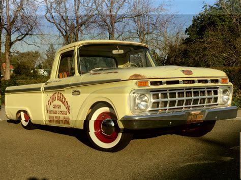 1965 Ford Truck by 1965 Ford F 100 Rat Rod Truck Classic Ford F 100 1965