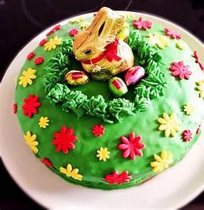 Fußball Torte Rezept : oster motivtorte mit eierlik r 39 39 zauberhafte hasen im gras ~ Lizthompson.info Haus und Dekorationen