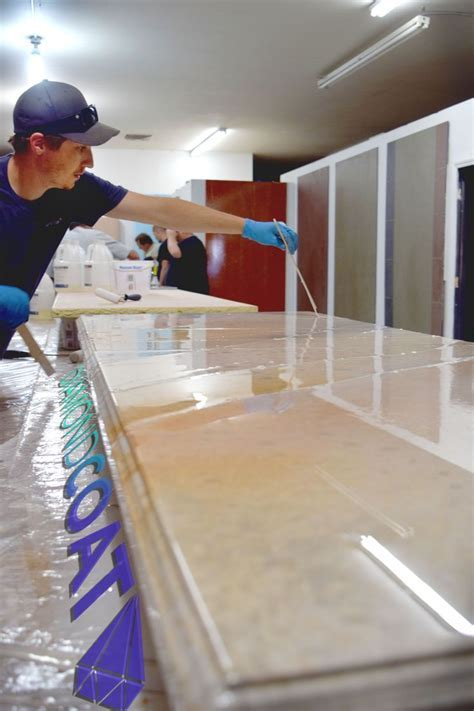1000  ideas about Epoxy Countertop on Pinterest   Stain