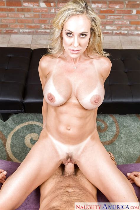 busty milf pornstar brandi love riding big cock with cuckold s blessing