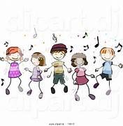 Pics Photos - Kids Dancing To Music Music Clip Art Bnp Design Studio  Child Dancing Clipart