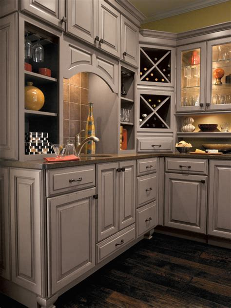 candlelight kitchen cabinets cabinetry traditional wine cellar 1981