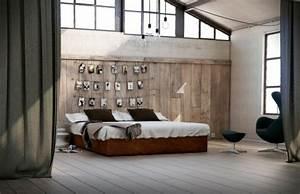 Zimmer Selber Gestalten : schlafzimmerwand gestalten 40 wundersch ne vorschl ge ~ Michelbontemps.com Haus und Dekorationen