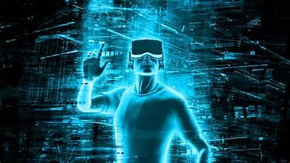 Virtual Technology Reality Resolution Tech 4k Wallpapers