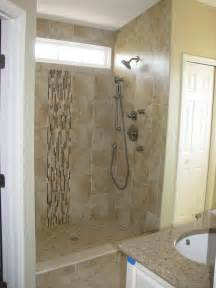 Image of: 28 Amazing Picture Idea Natural Stone Tile Bathroom The Proper Shower Tile Designs And Size
