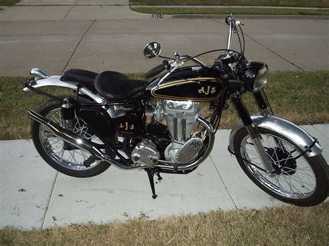 Ajs Model 18 Classic Bikes