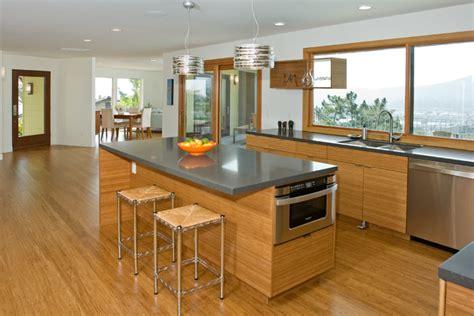 bamboo kitchen modern kitchen san francisco