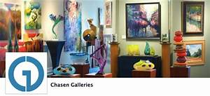 "Chasen Galleries Features ""Green"" Artist -- Chasen ..."