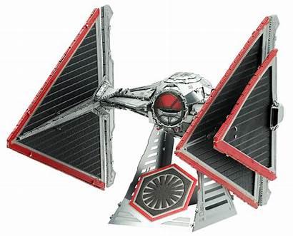 Tie Sith Fighter Star Wars 3d