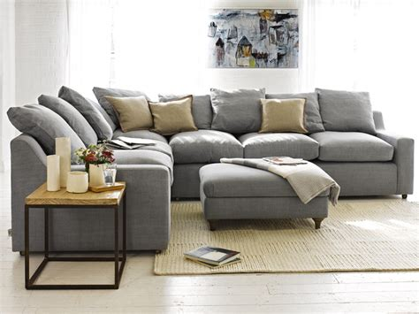 sectional with chaise sofas made in blighty cloud corner loaf