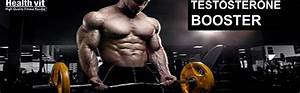 Buy Healthvit Fitness Testosterone Booster Supplement And Boost Men Muscle Growth And Energy