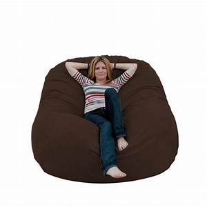 Cozy, Sack, 6feet, Bean, Bag, Chair, Large, Chocolate, Details, Can, Be, Found, By, Clicking, On, The, Image