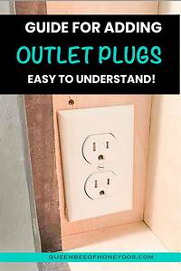 How To Add Additional Outlet Plugs  U2022 Queen Bee Of Honey