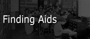 Finding Aids - Valdosta State University