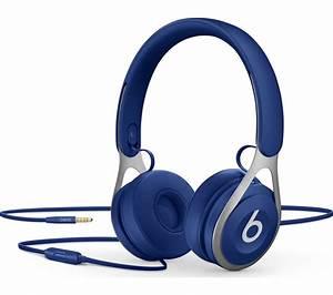 BEATS BY DR DRE EP Headphones - Blue Deals | PC World  Headphone