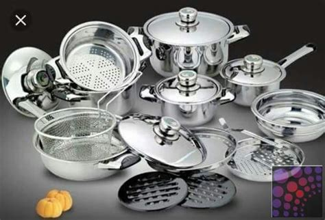dubai cookware stainless aryeb kitchen africa south