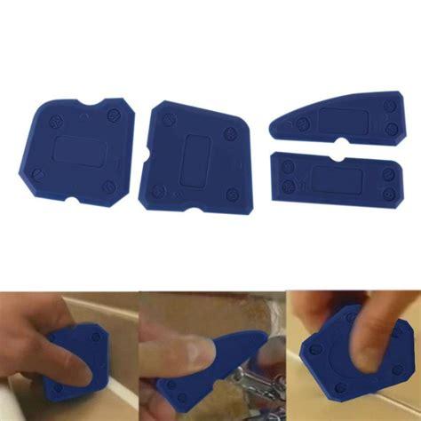 pcs caulking tool kit joint sealant silicone grouts