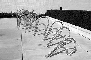 A paperclip bike rack colossal for A paperclip bike rack