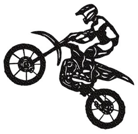 motocross clipart clipart collection silhouette