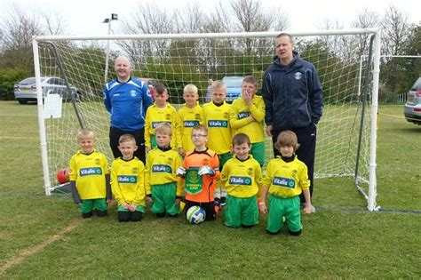Your Junior Football Team: Leam Rangers Under 9s ...