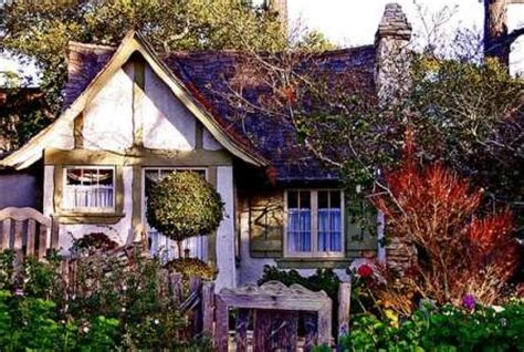 storybook cottage happily