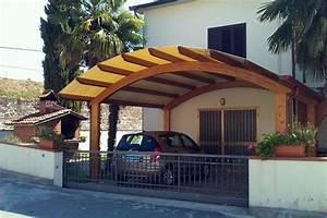 Foto: Tettoia Posti Auto Ad Arco con Copertura In PVC di 3emme #103173 Habitissimo