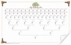 best photos of blank family tree chart template large With templates for family tree charts