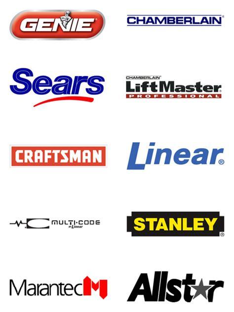 garage door brands genie garage door opener garage door experts