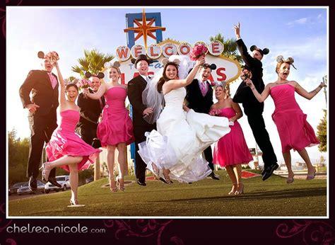 Las Vegas Wedding Day Fun! We Totally Need One Of These