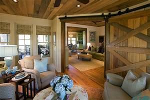 Great-Diy-Barn-Door-decorating-ideas-for-Living-Room