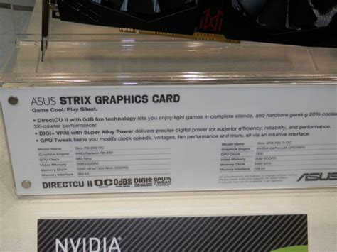 asus showcase new ares iii strix series graphics cards at computex 2014 eteknix
