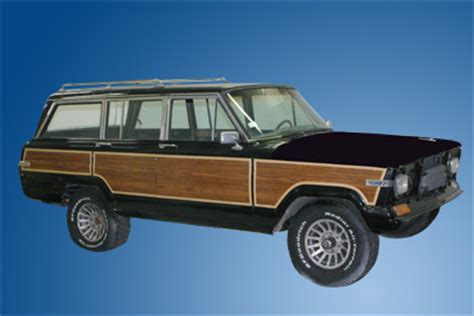 wood panel jeep cherokee pt woody quot jeep cherokee quot wood styling kit