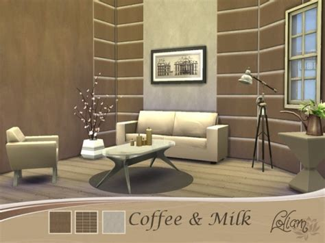 Cream, Chocolate & Coffee Walls At Sims Artists » Sims 4 Best Coffee Beans Nz At Joe Medium Roast French For Translation Amazon Reddit Waitrose Dessert Kroger