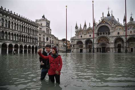 Italy Declares State Of Emergency In Venice After Second