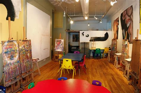 Art Classes For Kids In Chicago For Painting, Sewing And More
