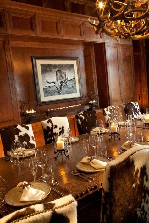 cowhide decor decorating in cowhide that creative feeling
