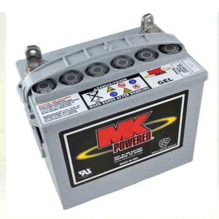 mk powered 8gu1h 12v 31ah gel battery