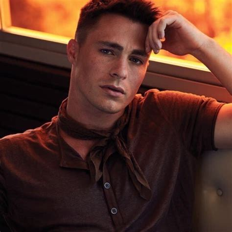 Colton Haynes  The Shorty Awards