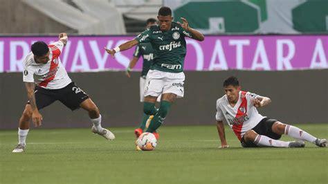 0-2. Palmeiras resiste presión del River y clasifica a final