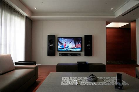 Livingroom Theaters by Living Room Home Theater Ideas Homeideasgallery Get