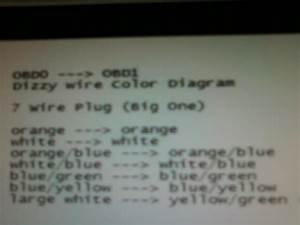 Obd0-obd1 Distributor Wiring  Is This Acurate