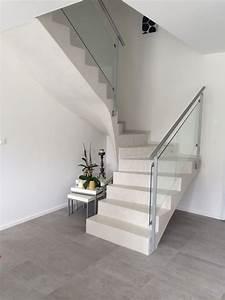 Prix Escalier Beton : installation d un escalier interieur fourniture et pose ~ Mglfilm.com Idées de Décoration