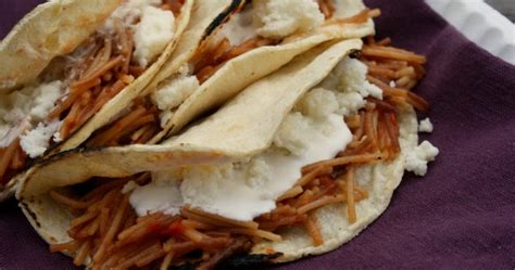 spaghetti tacos tacos de fideos  roads lead