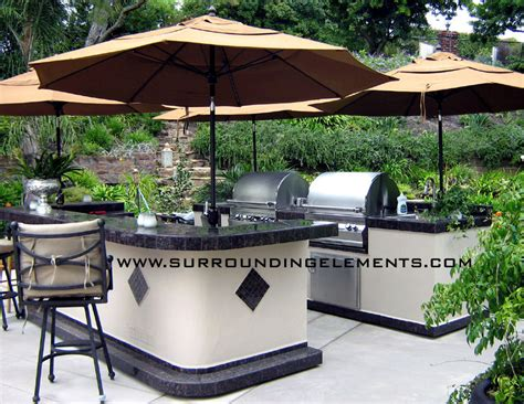 how to build an kitchen island barbecue islands by surrounding elements custom outdoor
